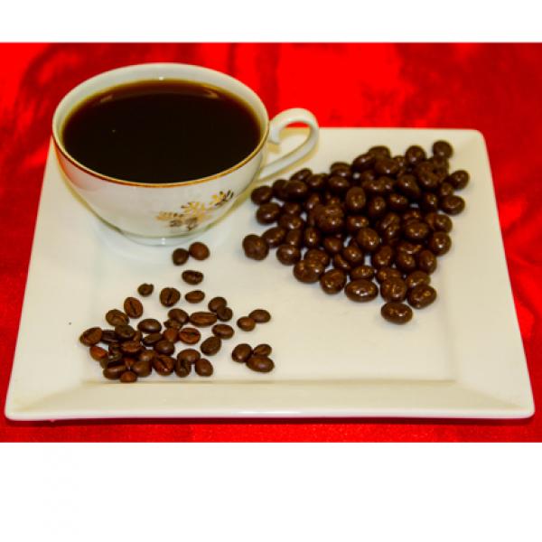 Кофе в глазури