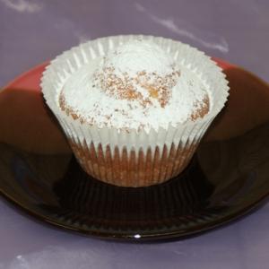 Кекс «Кубаночка», обсыпанный сахарной пудрой