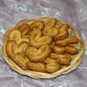 Печенье сдобное слоеное «Карамельный десерт»